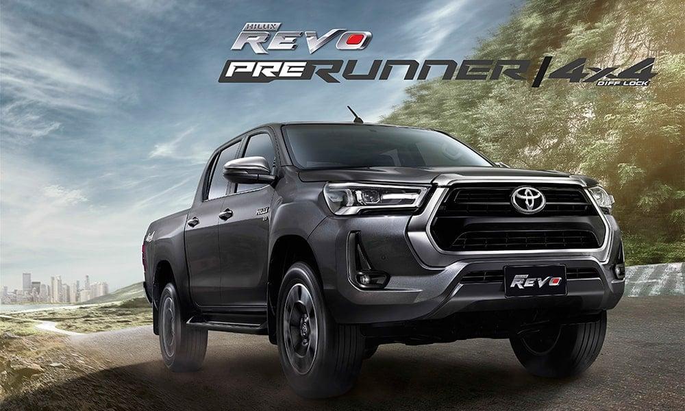 Toyota Hilux Revo PreRunner Double Cab 4x4