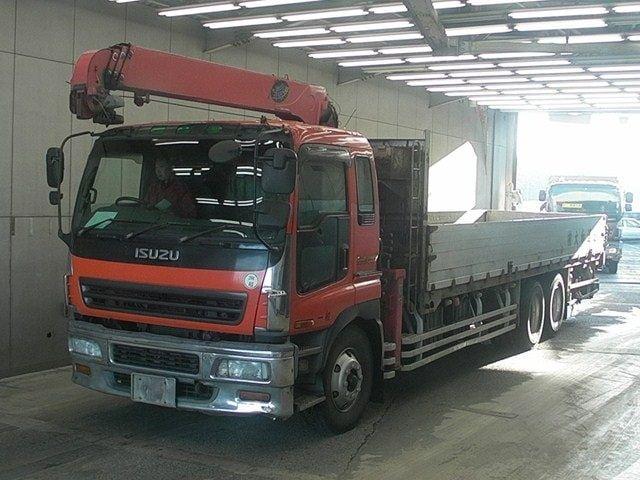ISUZU GIGA 2001/03 CYZ51V3-3000061