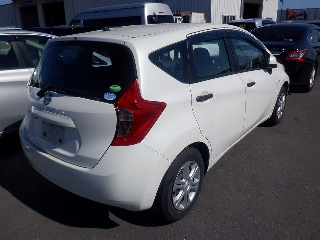 NISSAN NOTE 2014/06 163809