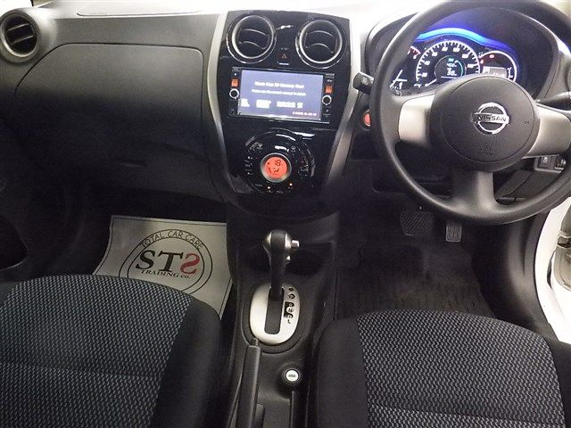 NISSAN NOTE 2014/08 159454