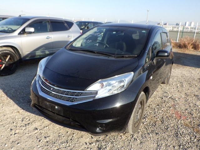 NISSAN NOTE 2014/08 155513