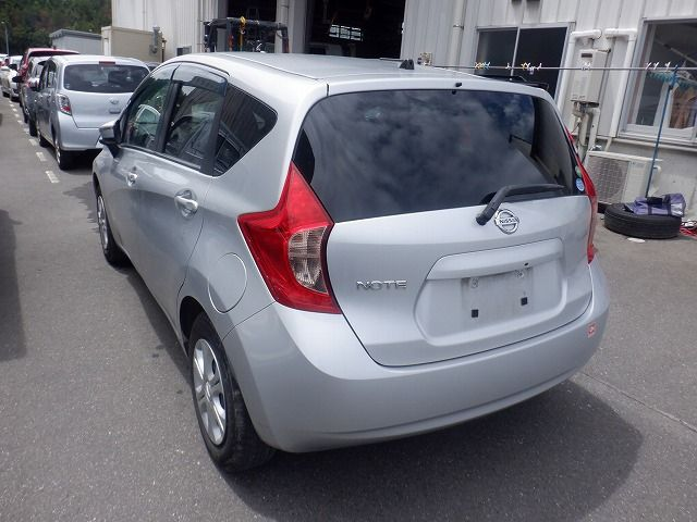 NISSAN NOTE 2014/10 162592