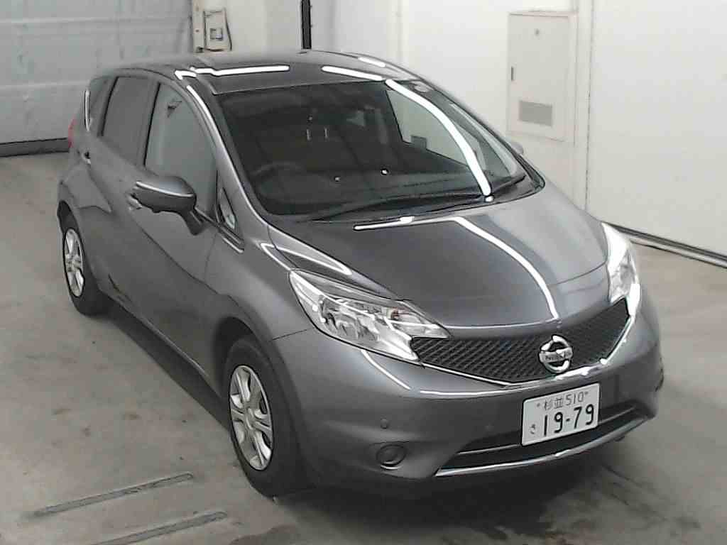 NISSAN NOTE 2015/02 162516