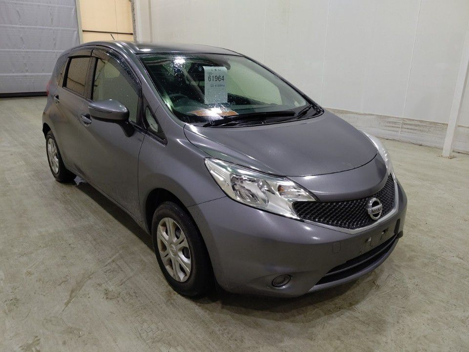 NISSAN NOTE 2015/02 159250