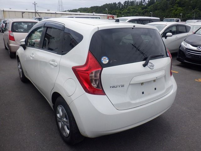 NISSAN NOTE 2015/05 162476