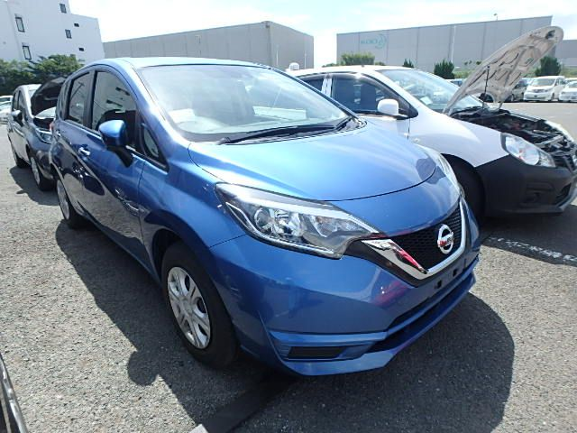 NISSAN NOTE 2018/07 163786