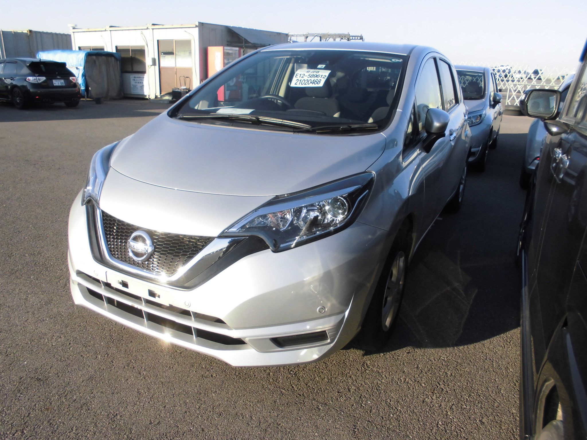 NISSAN NOTE 2018/09 156849