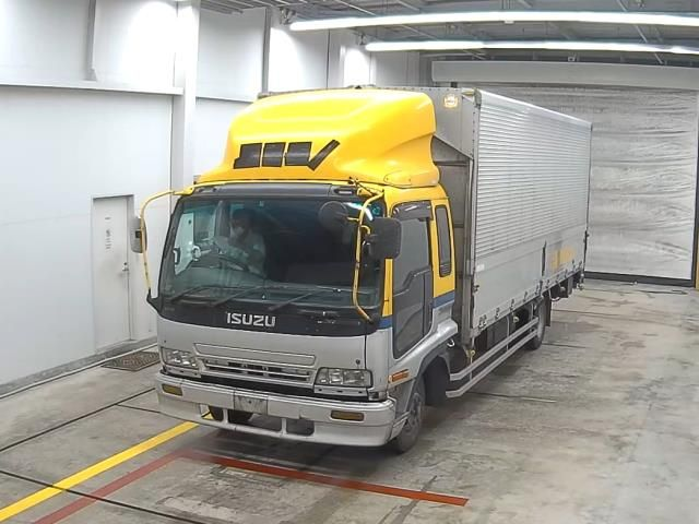 ISUZU FORWARD 1999/08 FRR35L4-7000187