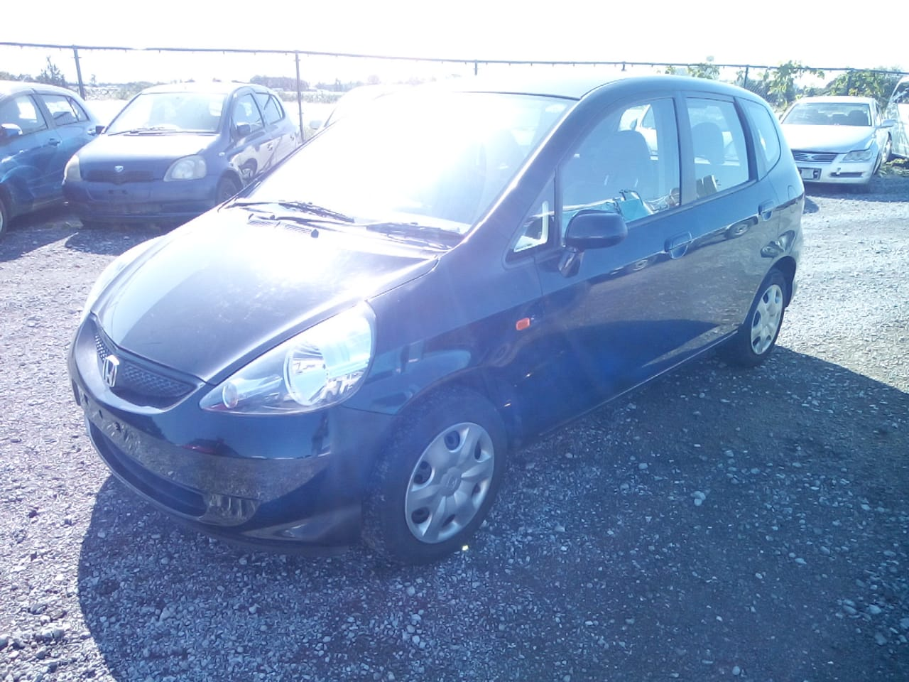HONDA FIT 2005/08 GD1-2229232