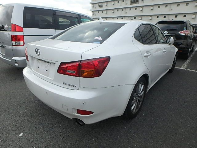 LEXUS IS350 2007/05 GSE21-2011705