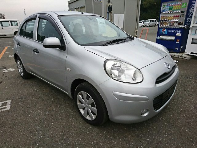 NISSAN MARCH 2011/11 K13-016931