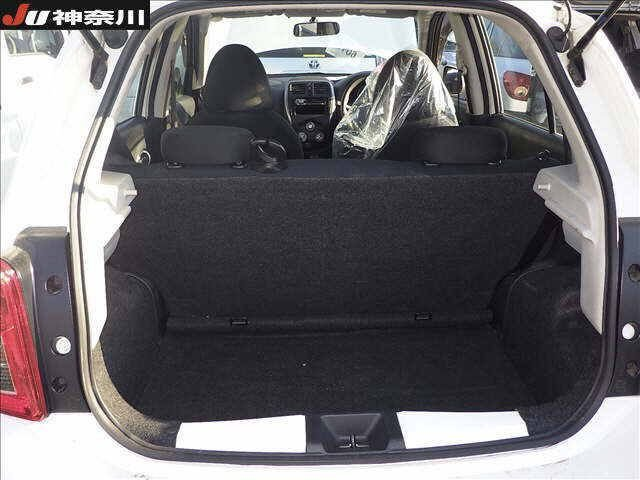 NISSAN MARCH 2015/03 K13-054307