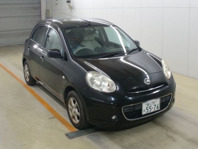 NISSAN MARCH 2011/03 K13-328339