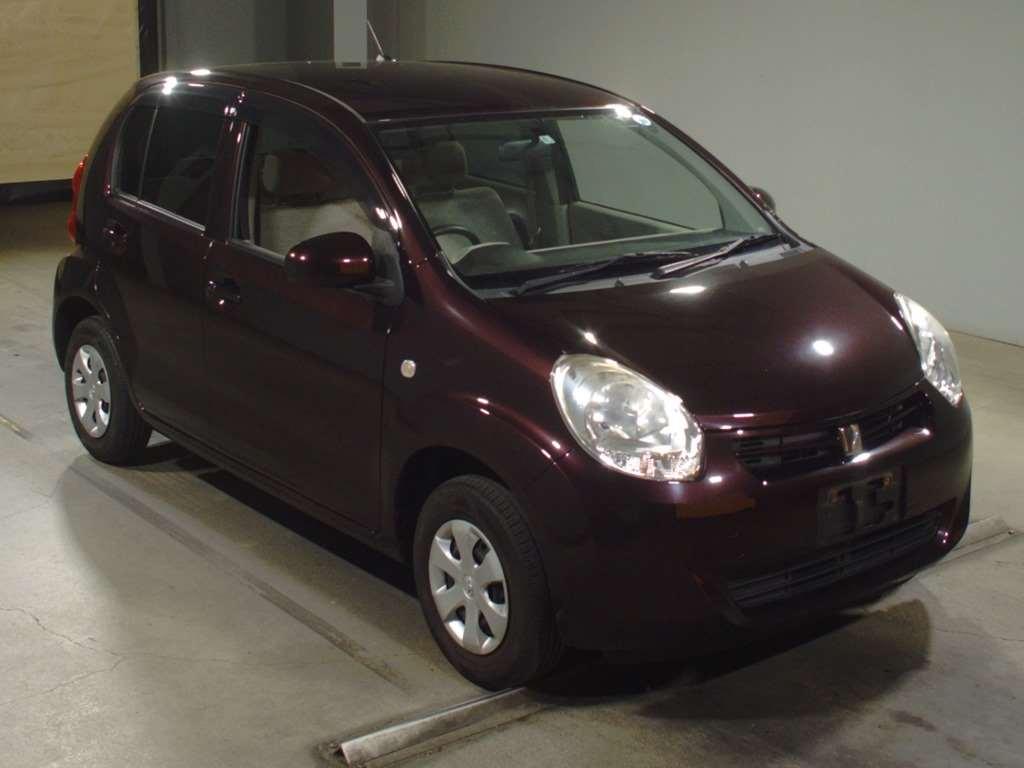TOYOTA PASSO 2012/06 KGC30-0117084