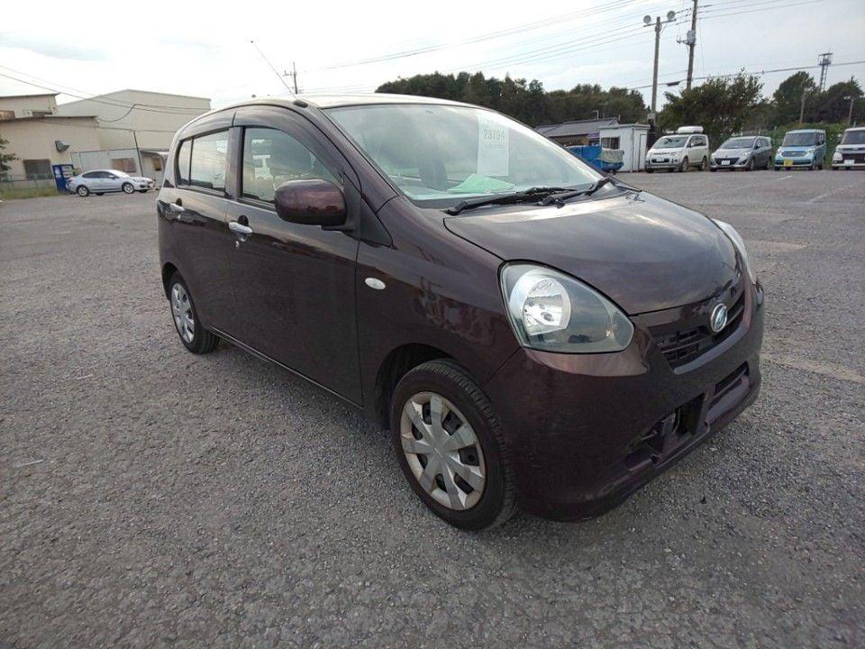 DAIHATSU MIRA E-S 2012/10 LA300S-1121133
