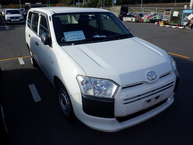 TOYOTA SUCCEED 2014/11 NCP160-0004343