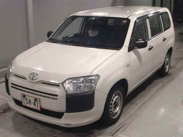 TOYOTA SUCCEED 2015/02 158148