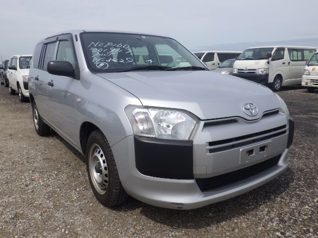 TOYOTA SUCCEED 2015/05 NCP160-0019117
