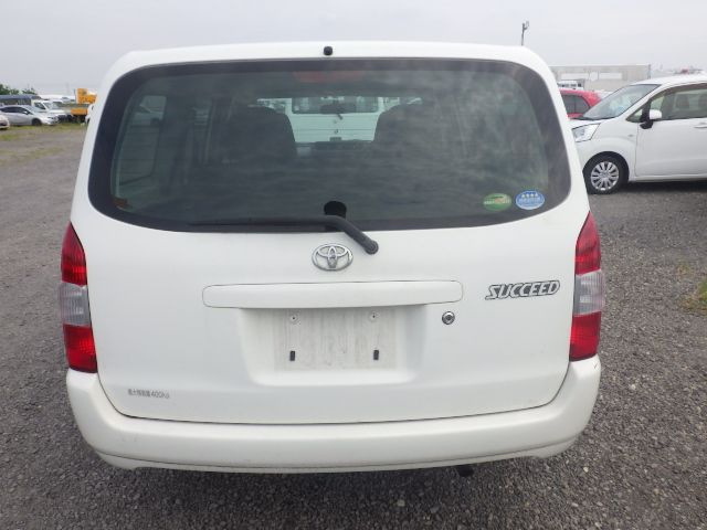 TOYOTA SUCCEED 2015/07 NCP160-0020270