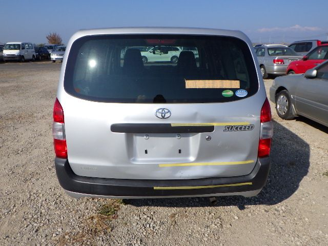 TOYOTA SUCCEED 2015/11 NCP160-0034589