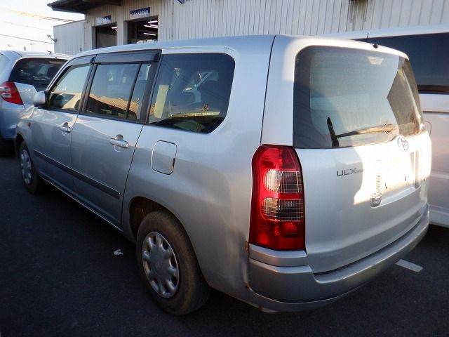TOYOTA SUCCEED 2002/10 NCP51-0010879