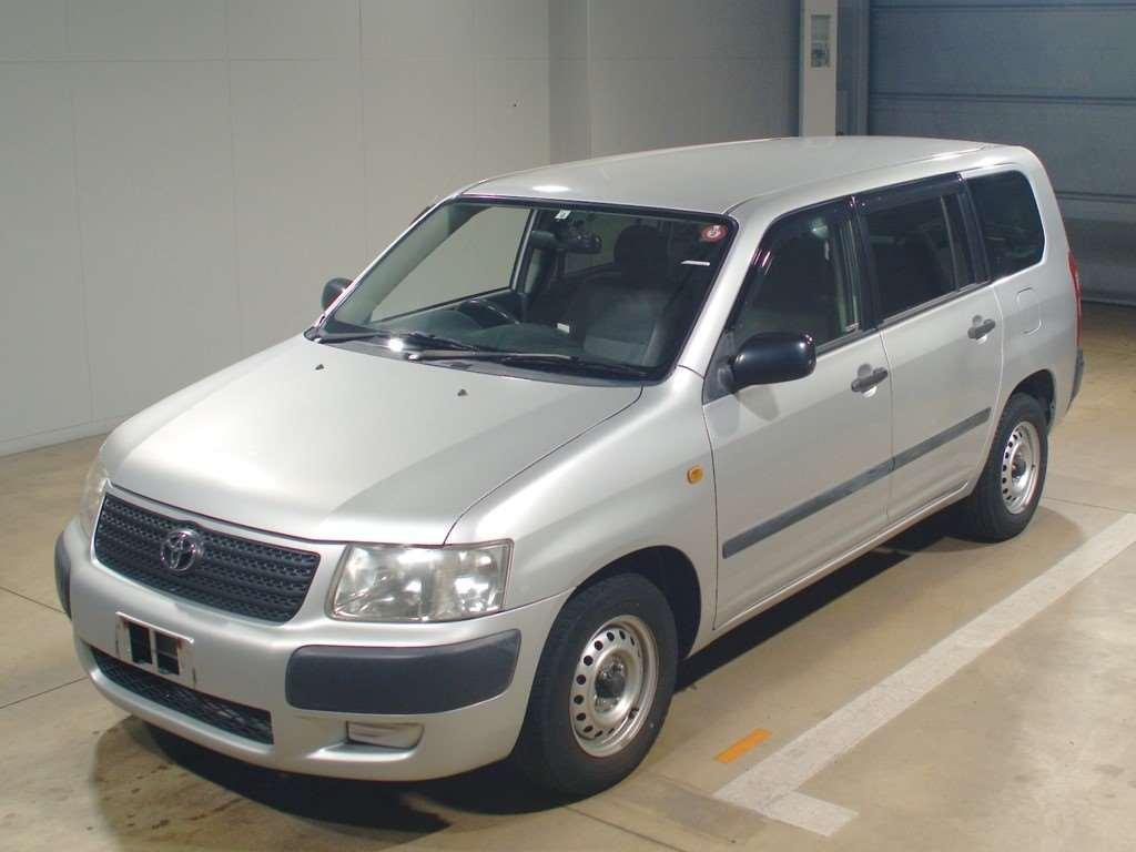 TOYOTA SUCCEED 2011/06 163781