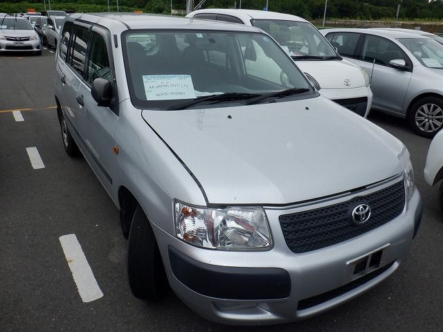 TOYOTA SUCCEED 2014/07 NCP51-0332687