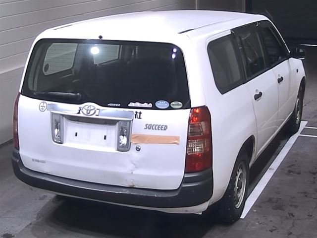 TOYOTA SUCCEED 2006/12 NCP55-0048706