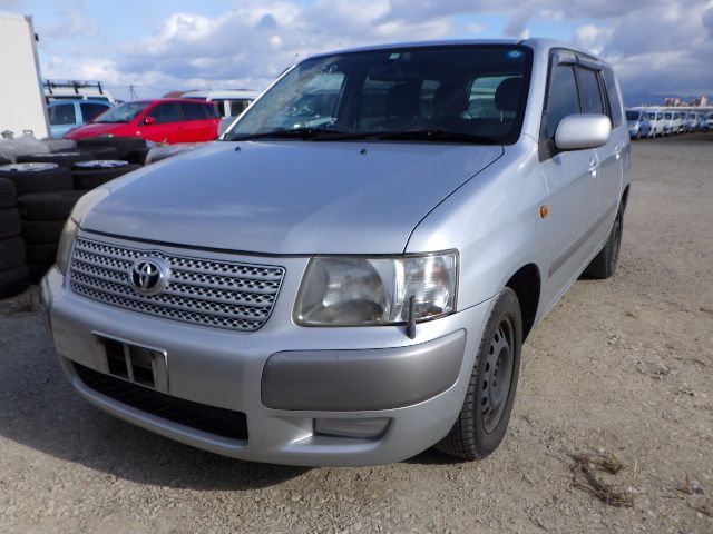 TOYOTA SUCCEED 2003/11 NCP58-0026308
