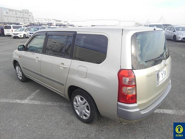 TOYOTA SUCCEED 2003/12 NCP58-0026787