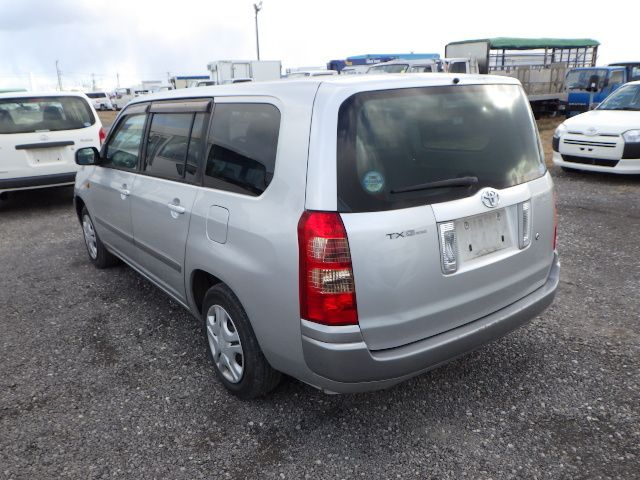 TOYOTA SUCCEED 2005/01 NCP58-0039067