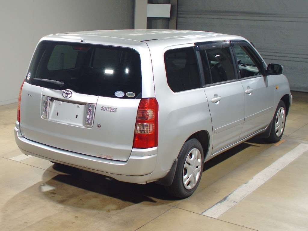 TOYOTA SUCCEED 2005/11 NCP58-0044993