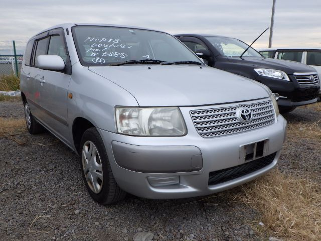 TOYOTA SUCCEED 2005/10 NCP58-0046141