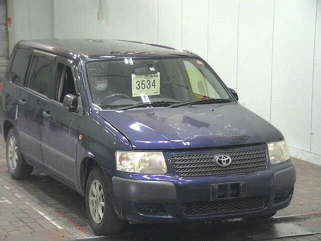 TOYOTA SUCCEED 2006/03 NCP58-0049629
