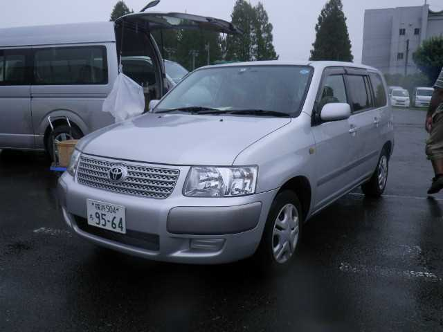 TOYOTA SUCCEED 2012/03 NCP58-0084303