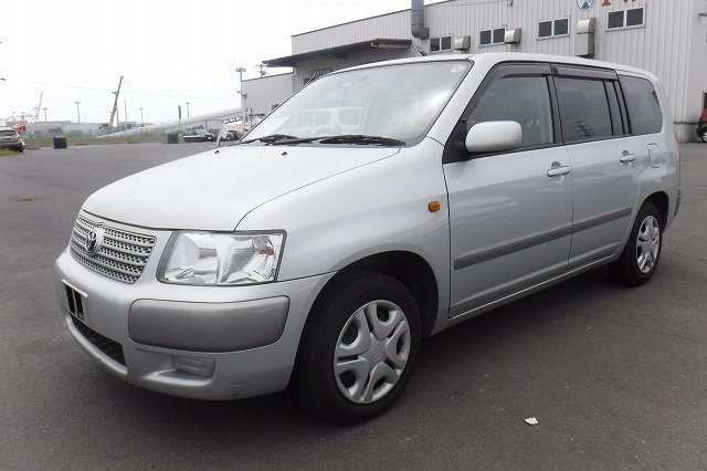 TOYOTA SUCCEED 2013/07 NCP58-0089161