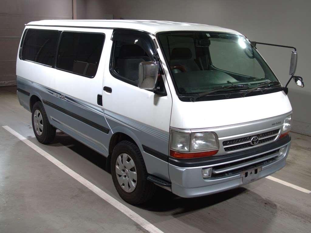 TOYOTA HIACE-V 2003/12 TRH112-0007263