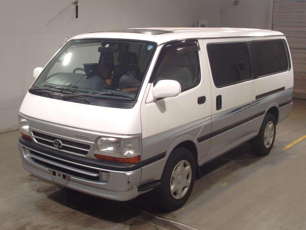 TOYOTA HIACE-V 2003/12 TRH112-0009130