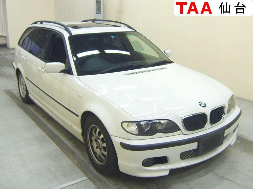 BMW 3 SERIES 2004/02 WBAAX52030JY-66678