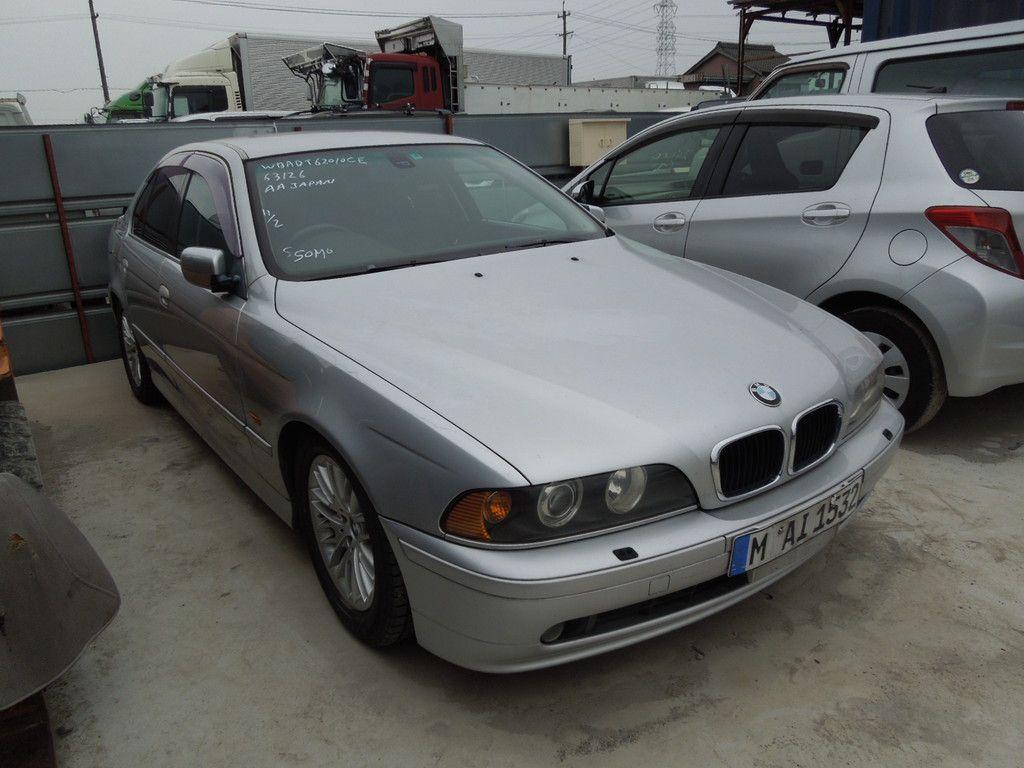 BMW 5 SERIES 2001/03 WBADT62010CE-63126