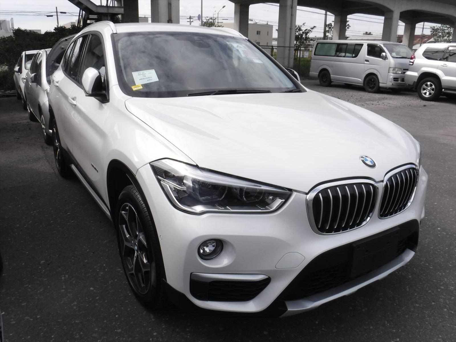 BMW X1 2018/01 WBAJG12030EE-62431