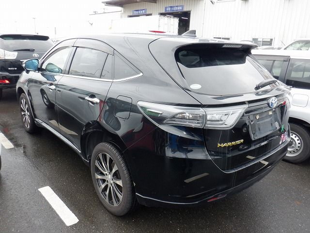 TOYOTA HARRIER 2014/12 ZSU65-0009418