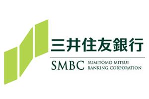 Sumitomo Mitsui Bank Logo
