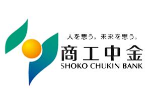 Shoko Chukin Bank Logo