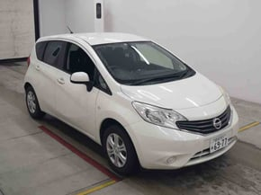 NISSAN NOTE 2014/07 165688