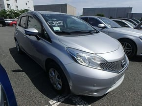 NISSAN NOTE 2015/03 145802