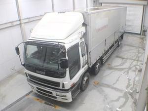 ISUZU GIGA 2003 CXG51X3-3000180