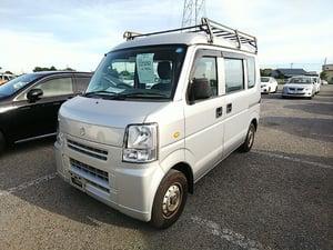 SUZUKI EVERY 2013 DA64V-802794
