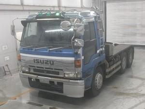 ISUZU GIGA 1995 EXZ72J-3001208
