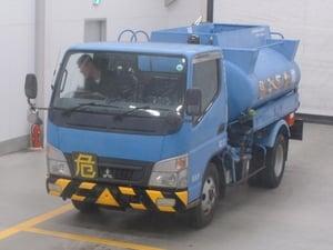 MITSUBISHI CANTER 2007 FE73D-530593